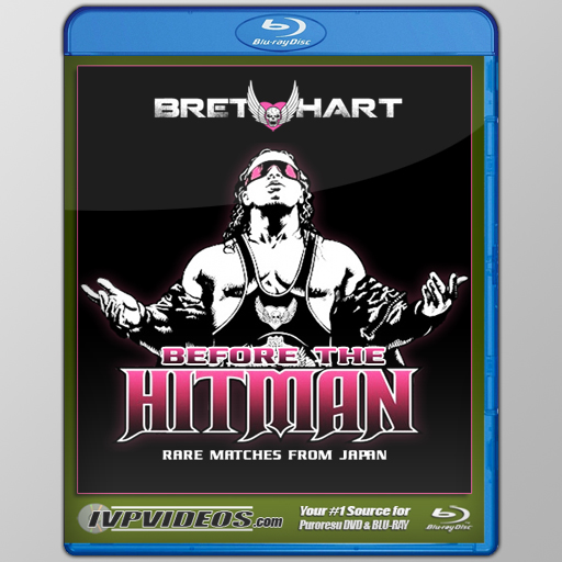 Best of Bret Hart (Blu-Ray with Cover Art)